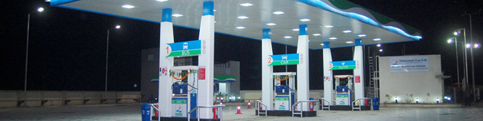 Sabarmati Gas CNG Station