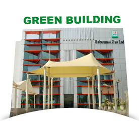 Greeb Building